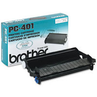 Brother PC-401 ( Brother PC401 ) Thermal Transfer Ribbon Cartridge