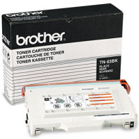 Brother TN-03BK Black Laser Toner Cartridge