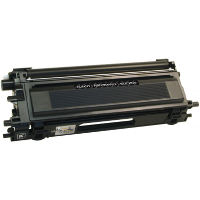 Service Shield Brother TN-110BK Black Replacement Laser Toner Cartridge by Clover Technologies