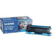 Brother TN-110C ( Brother TN110C ) Laser Toner Cartridge