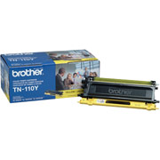 Brother TN-110Y ( Brother TN110Y ) Laser Toner Cartridge
