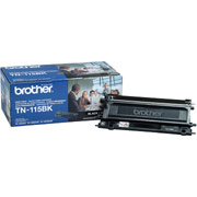 Brother TN-115BK ( Brother TN115BK ) Laser Toner Cartridge