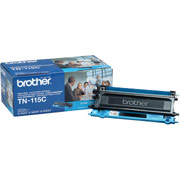 Brother TN-115C ( Brother TN115C ) Laser Toner Cartridge
