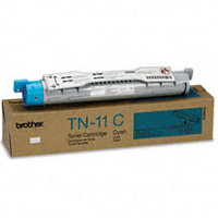 Brother TN-11C Cyan Laser Toner Cartridge