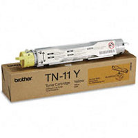 Brother TN-11Y Yellow Laser Toner Cartridge
