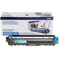 Brother TN-221C ( Brother TN221C ) Laser Toner Cartridge