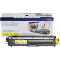 Brother TN-221Y ( Brother TN221Y ) Laser Toner Cartridge