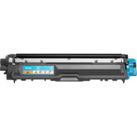 Compatible Brother TN-225C ( TN225C ) Cyan Laser Toner Cartridge (Made in North America; TAA Compliant)