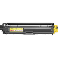 Compatible Brother TN-225Y ( TN225Y ) Yellow Laser Toner Cartridge (Made in North America; TAA Compliant)