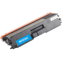 Compatible Brother TN-336C ( TN336C ) Cyan Laser Toner Cartridge