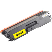 Compatible Brother TN-336Y ( TN336Y ) Yellow Laser Toner Cartridge