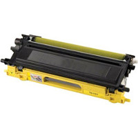 Compatible Brother TN-339Y ( TN339Y ) Yellow Laser Toner Cartridge (Made in North America; TAA Compliant)