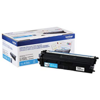 OEM Brother TN-436C ( TN436C ) Cyan Laser Toner Cartridge