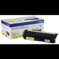 OEM Brother TN-436Y ( TN436Y ) Yellow Laser Toner Cartridge