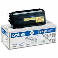 Brother TN-460 Black High Capacity Laser Toner Cartridge