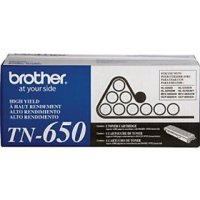 Brother TN-650 ( Brother TN650 ) Laser Toner Cartridge