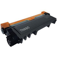 Compatible Brother TN-660 ( TN660 ) Black Laser Toner Cartridge
