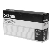 Brother TN02BK ( Brother TN-02BK ) Laser Toner Cartridge