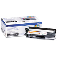 Brother TN310BK ( Brother TN-310BK ) Laser Toner Cartridge