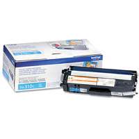 Brother TN310C ( Brother TN-310C ) Laser Toner Cartridge
