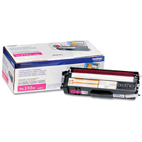 Brother TN310M ( Brother TN-310M ) Laser Toner Cartridge