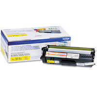 Brother TN315Y ( Brother TN-315Y ) Laser Toner Cartridge