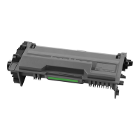 Remanufactured Brother TN820 Black Laser Toner Cartridge