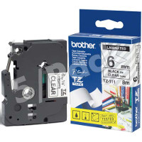Brother TZ111 ( Brother TZ-111 ) P-Touch Tapes (5/Pack)