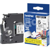 Brother TZ211 ( Brother TZ-211 ) P-Touch Tapes (5/Pack)