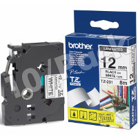 Brother TZ231 ( Brother TZ-231 ) P-Touch Tapes (10/Pack)