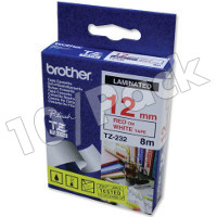Brother TZ232 ( Brother TZ-232 ) P-Touch Tapes (10/Pack)