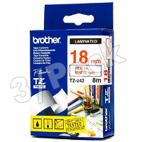 Brother TZ242 ( Brother TZ-242 ) P-Touch Tapes (3/Pack)