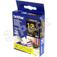 Brother TZ334 ( Brother TZ-334 ) P-Touch Tapes (3/Pack)