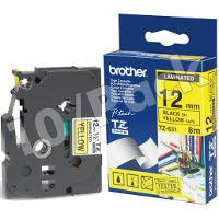 Brother TZ631 ( Brother TZ-631 ) P-Touch Tapes (10/Pack)