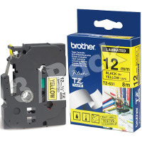Brother TZ631 ( Brother TZ-631 ) P-Touch Tapes (3/Pack)