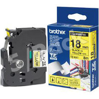 Brother TZ641 ( Brother TZ-641 ) P-Touch Tapes (5/Pack)