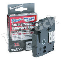 Brother TZS211 ( Brother TZ-S211 ) P-Touch Tapes (10/Pack)