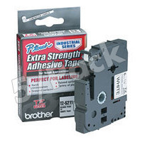 Brother TZS211 ( Brother TZ-S211 ) P-Touch Tapes (5/Pack)