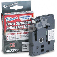 Brother TZS231 ( Brother TZ-S231 ) P-Touch Tapes (5/Pack)
