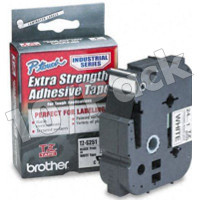 Brother TZS251 ( Brother TZ-S251 ) P-Touch Tapes (10/Pack)