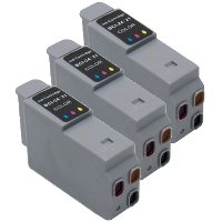 Canon BCI-21 Compatible Color Inkjet Cartridges (3/Pack)