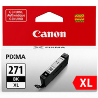 Canon 0336C001 / CLI-271XL Black Inkjet Cartridge