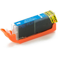 Remanufactured Canon CLI-271XL ( 0337C001 ) Cyan Inkjet Cartridge (Made in North America; TAA Compliant)
