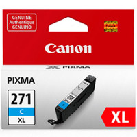 Canon 0337C001 / CLI-271XL Cyan Inkjet Cartridge