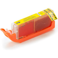 Remanufactured Canon CLI-271XL ( 0339C001 ) Yellow Inkjet Cartridge (Made in North America; TAA Compliant)