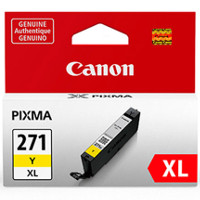 Canon 0339C001 / CLI-271XL Yellow Inkjet Cartridge