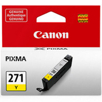 Canon 0393C001 / CLI-271 Yellow Inkjet Cartridge