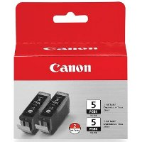 Canon 0628B009 InkJet Cartridge Twin Pack
