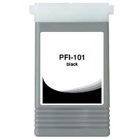 Canon 0883B001AA ( Canon PFI-101BK ) Compatible InkJet Cartridge