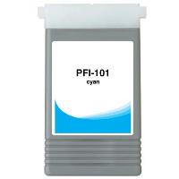 Canon 0884B001AA ( Canon PFI-101C ) Compatible InkJet Cartridge